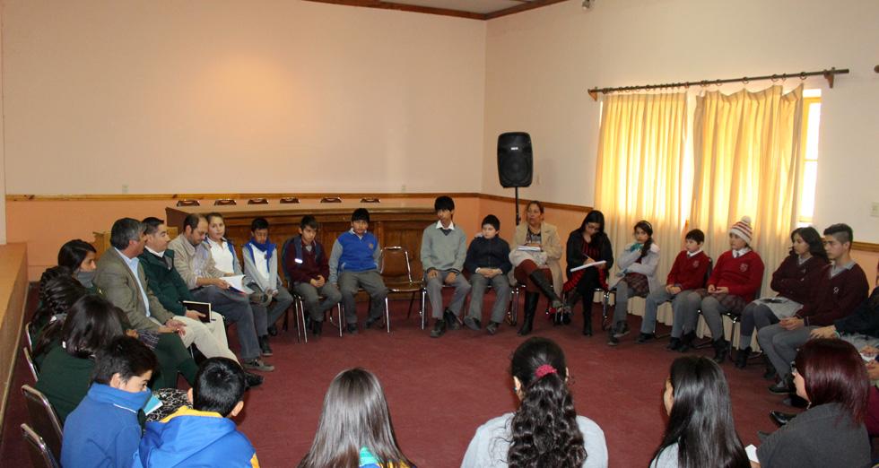 Photo of Con el objetivo de escuchar a niños, niñas y adolescentes realizan consejo consultivo escolar