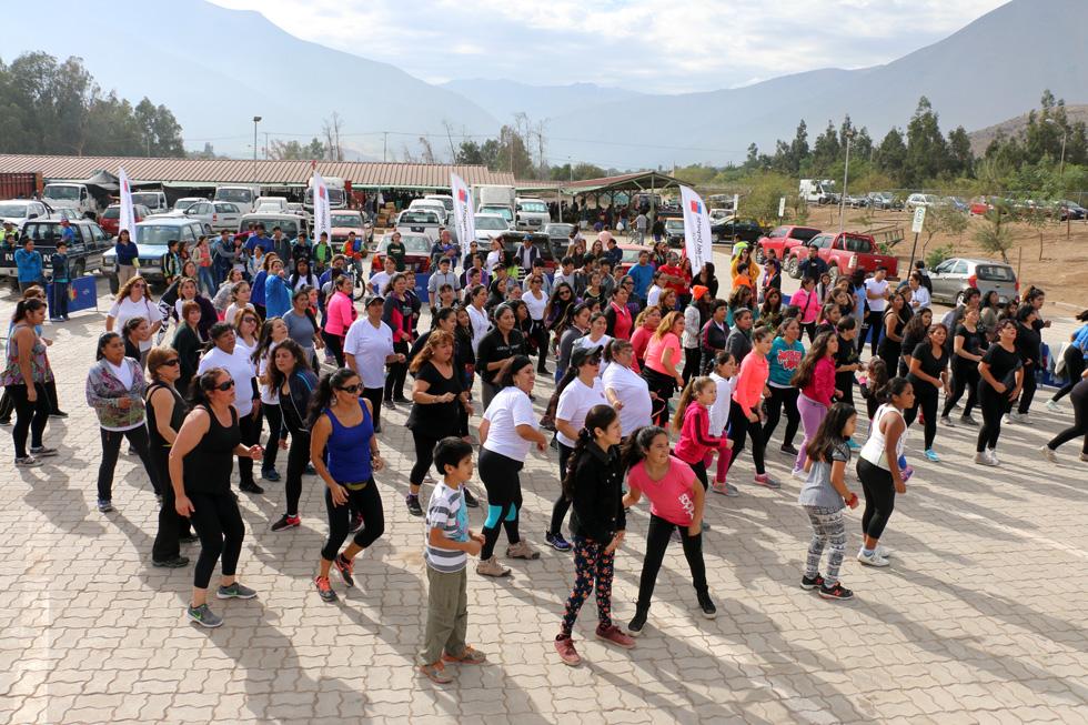Photo of Programas deportivos del IND se desarrollan en Vicuña con inversión de más de $27 millones