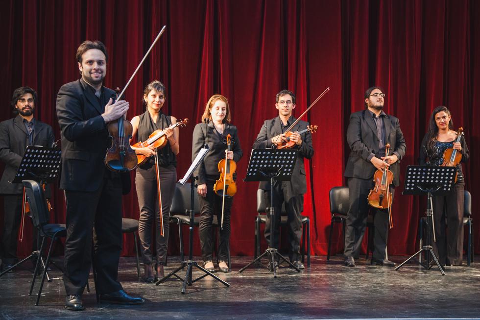 Photo of Orquesta Sinfónica de la ULS se presenta hoy en la Iglesia Inmaculada Concepción de Vicuña