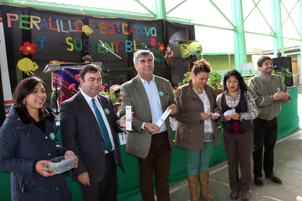 Photo of Ejecutan proyecto escolar que busca hacer un rescate de semillas locales y nativas en Peralillo