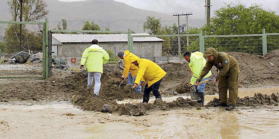 Photo of Se esperan alrededor de 70 milímetros de agua para las lluvias de este viernes y sábado