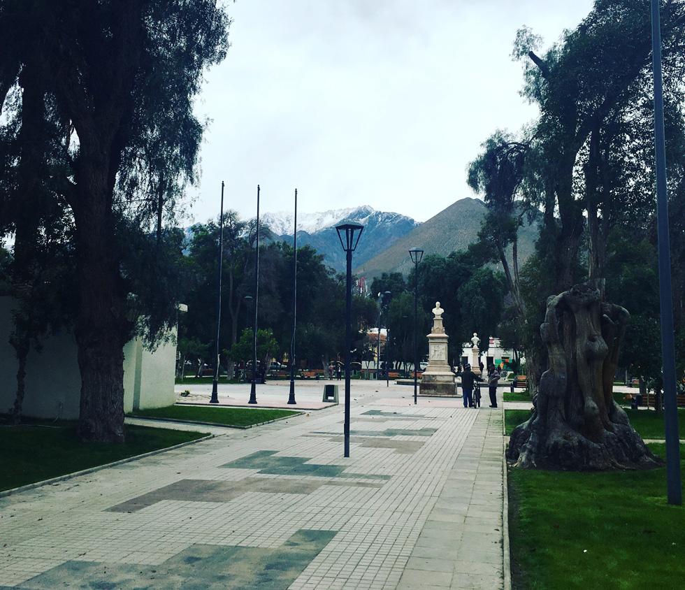 Photo of Este jueves se inaugurará la remodelación de la plaza de armas de Vicuña