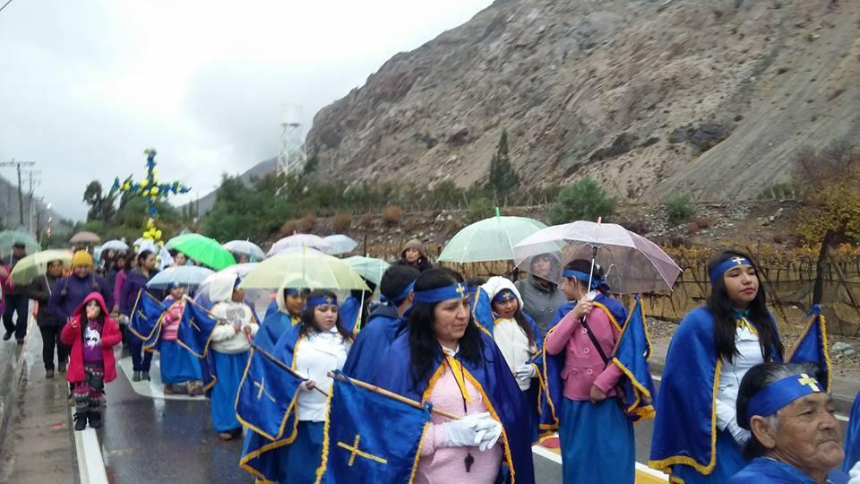 Photo of Chapilca celebra la tradicional fiesta religiosa la Cruz de Mayo