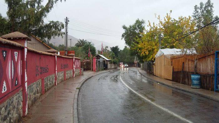 Photo of Anuncian probables precipitaciones para este fin de semana en el Valle del Elqui