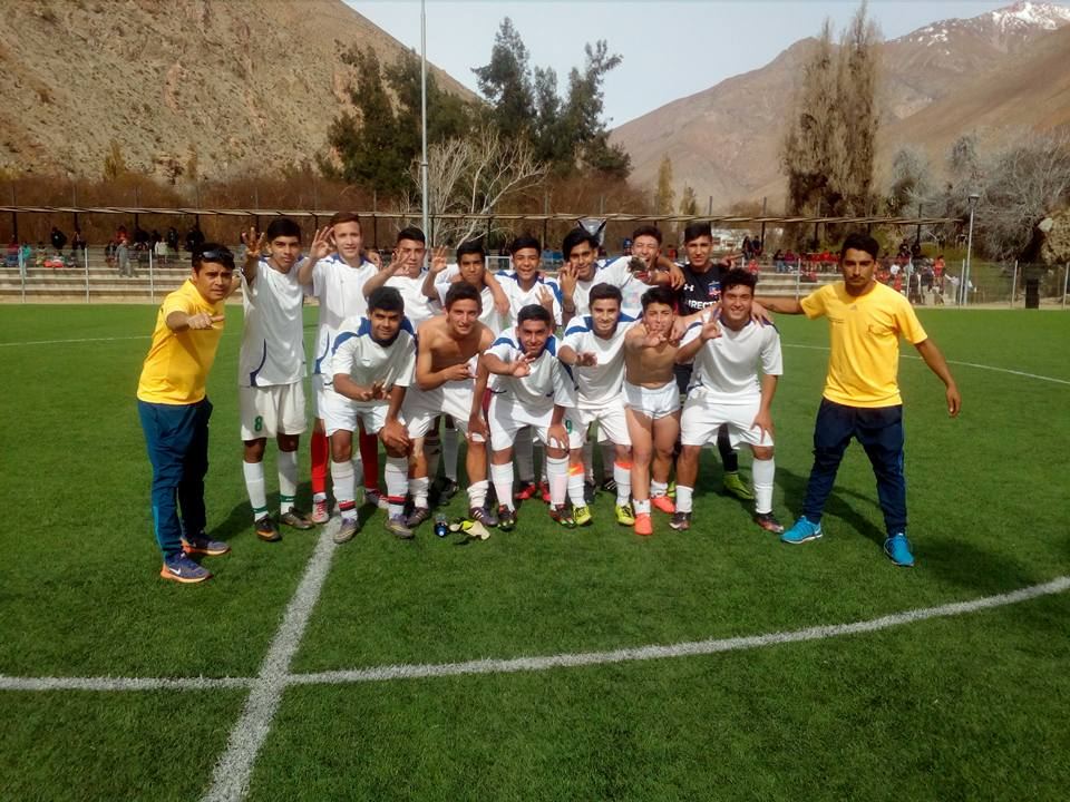 Photo of Vicuña sumó dos campeones en la  IV versión del Campeonato de Fútbol Haciendo Amigos