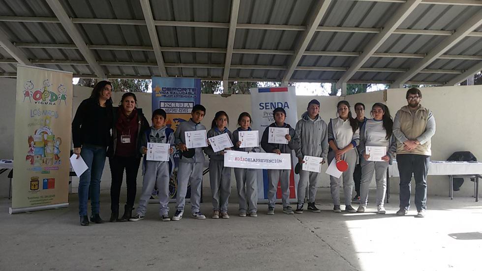 Photo of Con actividades deportivas celebran el Día de la Prevención en El Tambo