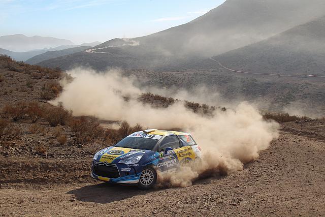Photo of RallyMobil: Cristóbal Vidaurre se adjudica etapa sabatina en Vicuña