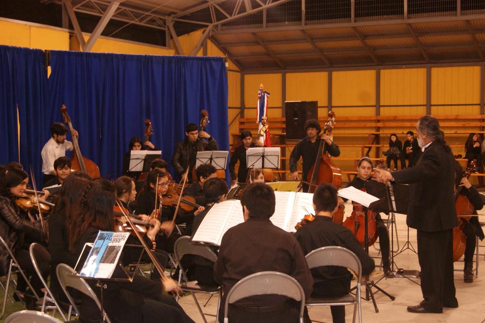 Photo of Orquesta de Niños del Valle de Elqui ofreció concierto de cámara en Paihuano