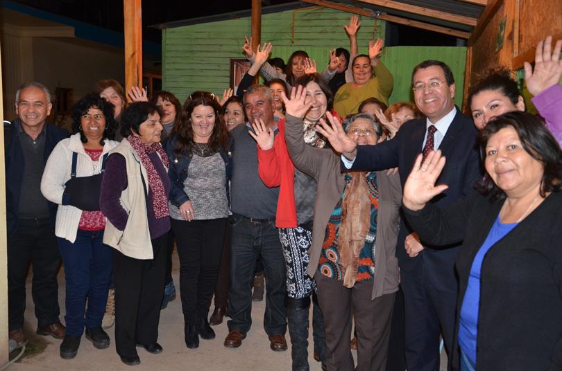 Photo of Agrupaciones de Las Rojas y Altovalsol muestran trabajos gracias a Gobernación de Elqui