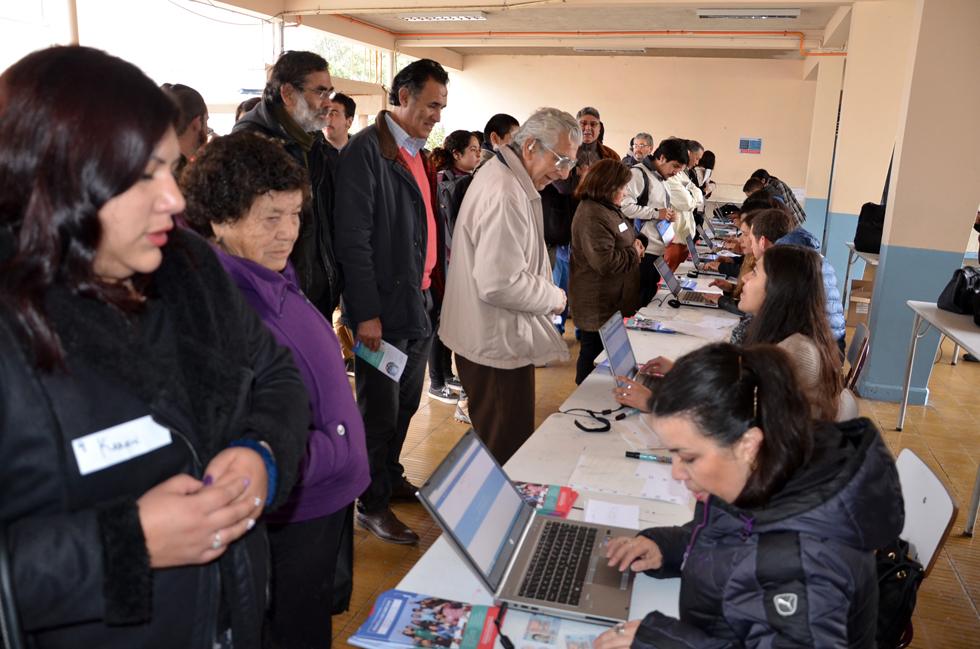 Photo of Con éxito concluye  cabildo provincial de Elqui