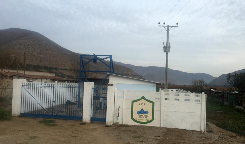 Photo of CORE prioriza ejecución de proyecto de mejoramiento del APR El Tambo para el 2016