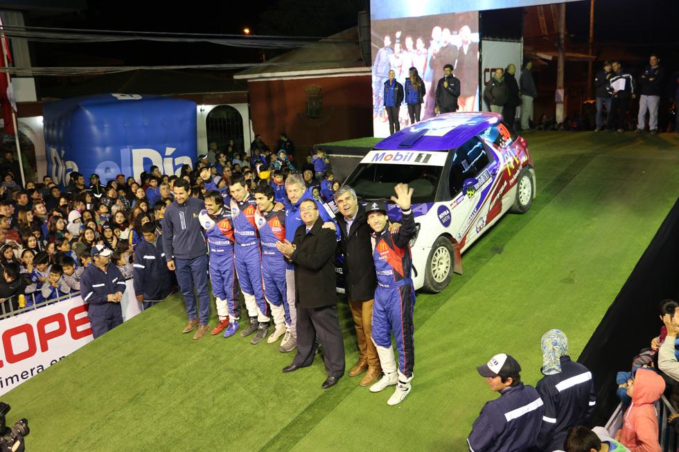Photo of Mamalluca: Con éxito se desarrolló la Super Especial Nocturna del RallyMobil en Vicuña