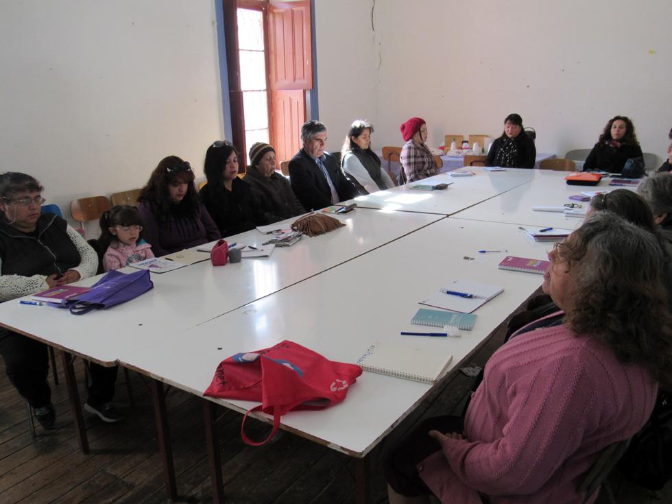 Photo of En Vicuña: más de 20 mujeres participan en taller de derechos sexuales y reproductivos