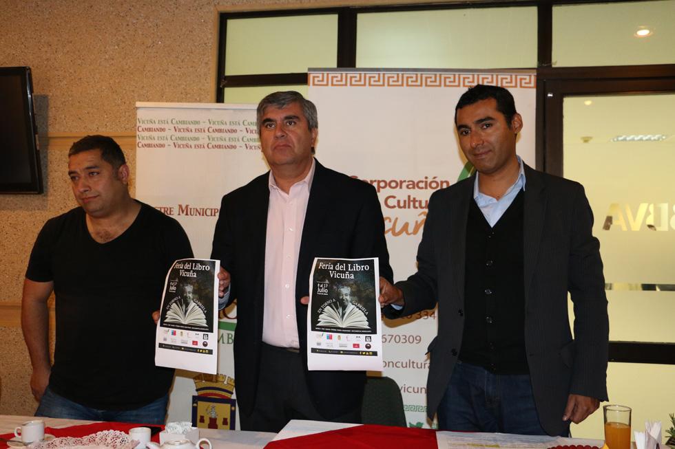Photo of Vicuña tendrá su Feria del Libro para estas vacaciones de invierno