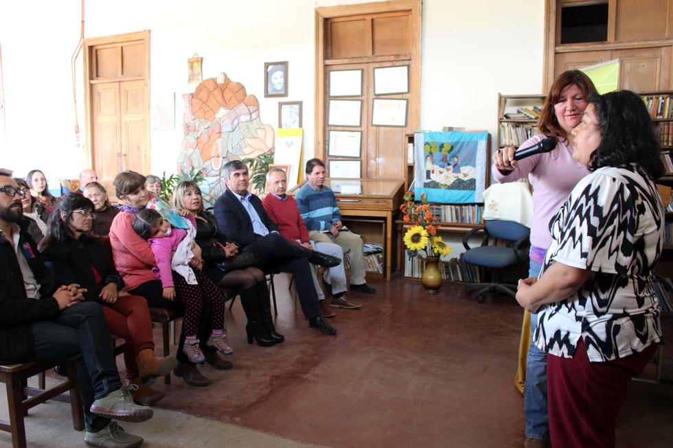 Photo of Agrupación de personas con discapacidad visual en Vicuña se presenta a la comunidad