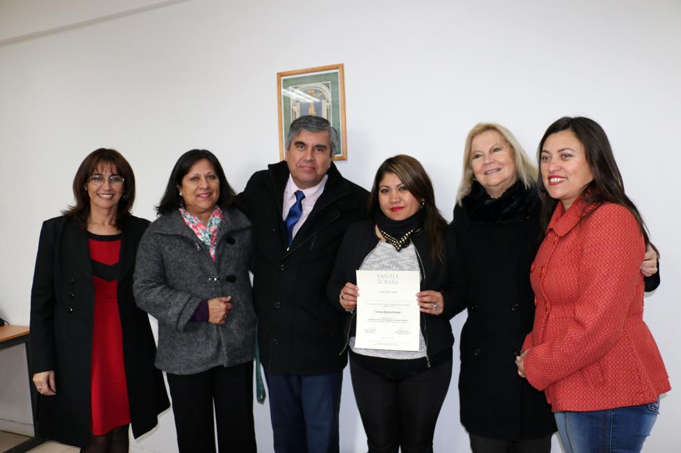 Photo of Dirigentes vecinales aprendieron a formular y gestionar proyectos sociales en U. Santo Tomás