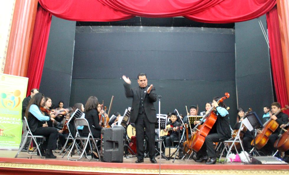 Photo of Orquesta sinfónica Pedro Aguirre Cerda deleitó al público escolar con repertorio latinoamericano