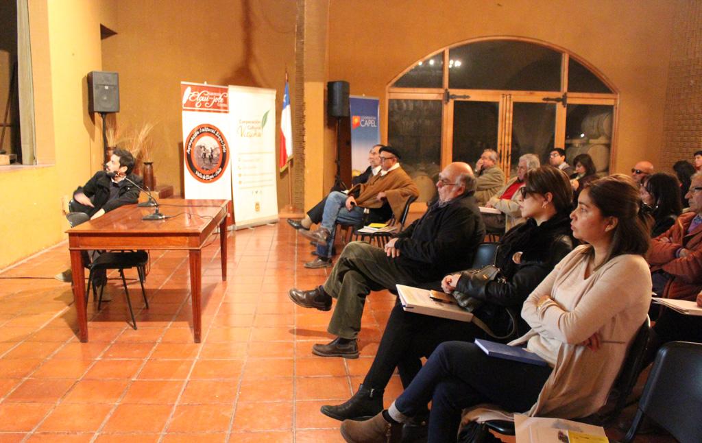Photo of Vicuña: Con el objetivo de valorar la cultura elquina realizan Seminario de Gestión Patrimonial
