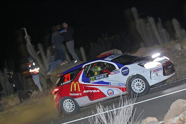 Photo of RallyMobil: Jorge Martínez fue el más rápido en la Superespecial Nocturna de Vicuña