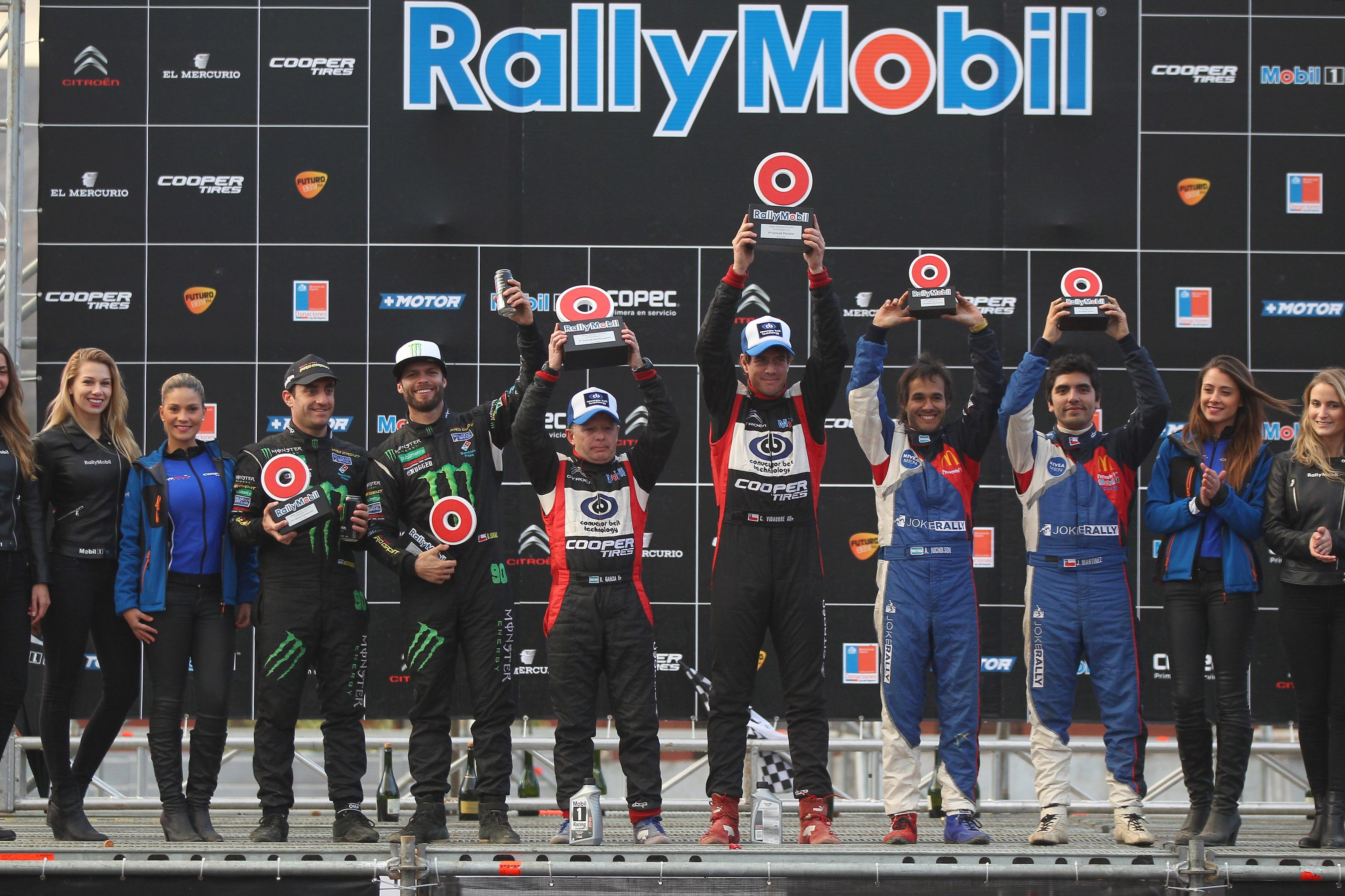 Photo of RallyMobil: Cristóbal Vidaurre toca  las estrellas en el Valle del Elqui