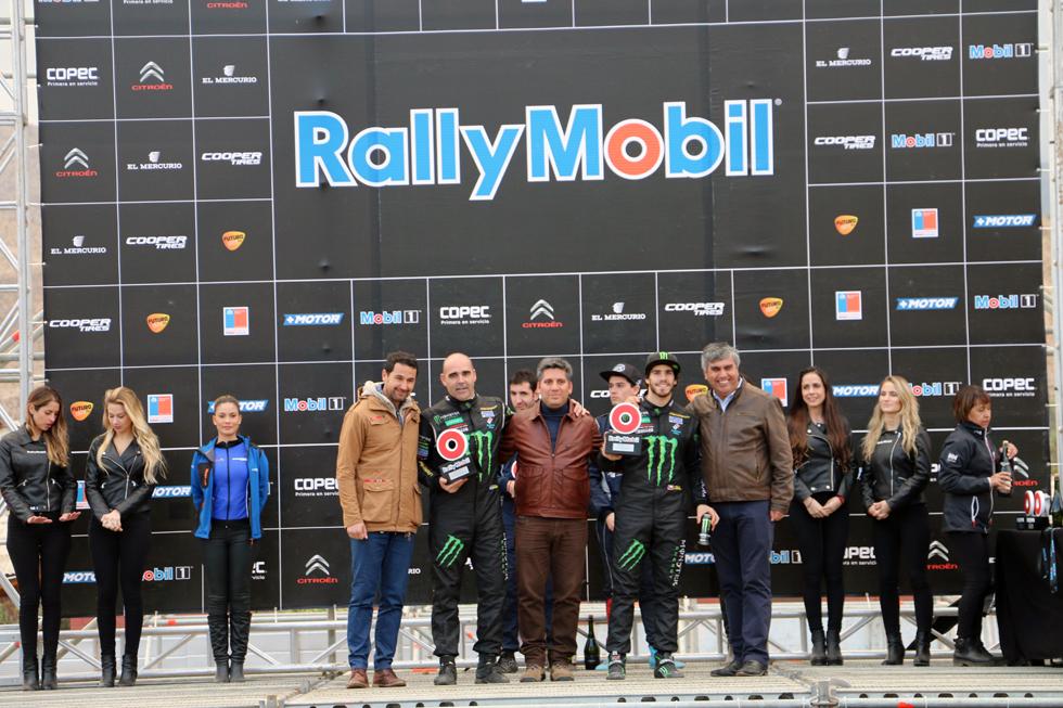 Photo of Con éxito culminó tercera fecha del RallyMobil en Vicuña
