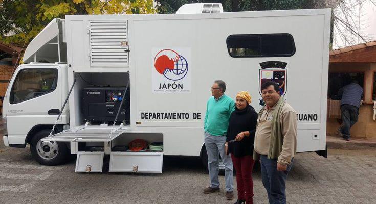 Photo of Paihuano cuenta con nueva clínica dental móvil