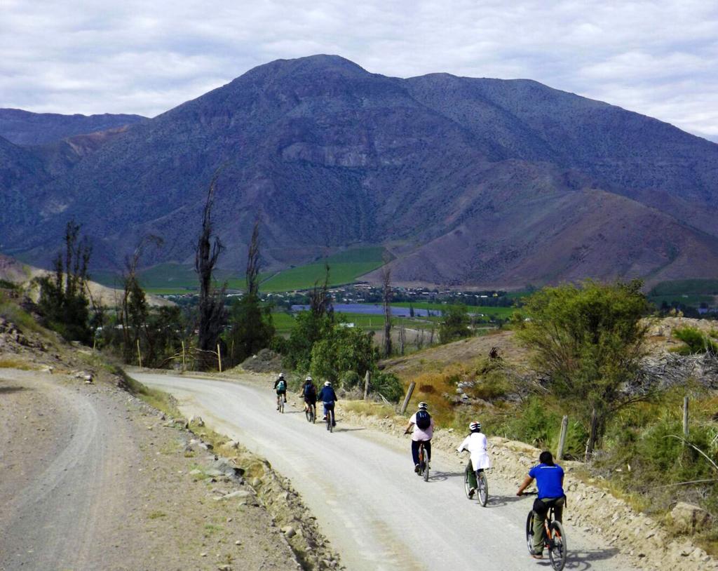 Photo of Ciclismo en el Valle del Elqui