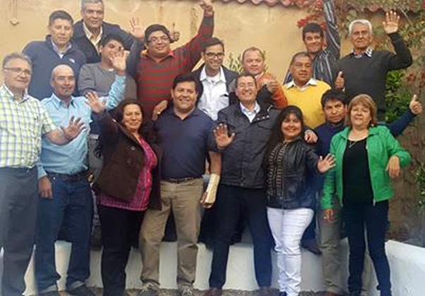 Photo of Nueva Mayoría presenta a Orlando Chelme como candidato a alcalde por Paihuano
