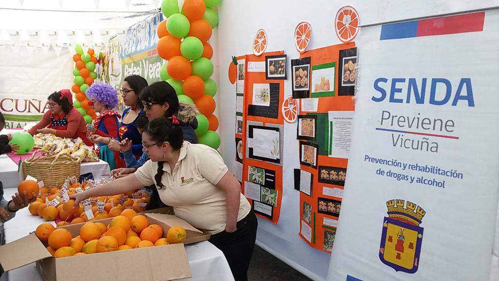 Photo of SENDA se suma a la celebración del Día del Niño en Vicuña