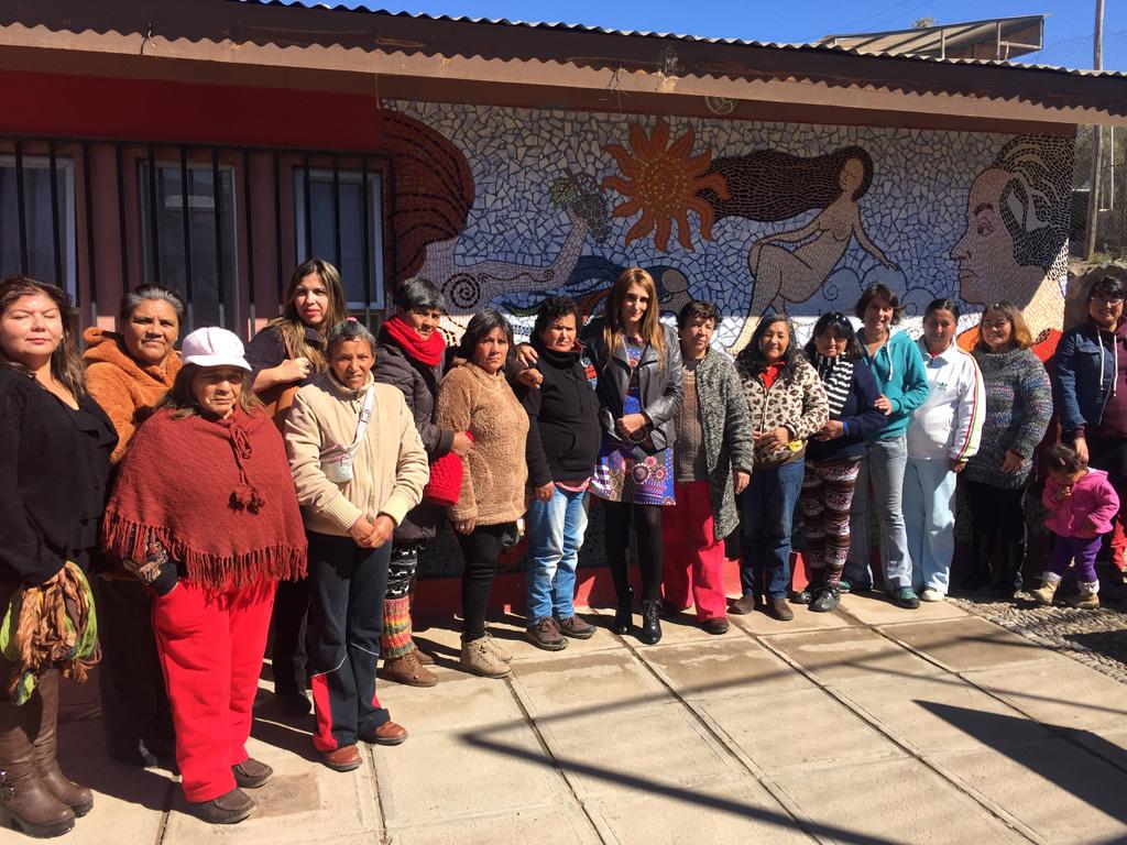 Photo of Mujeres temporeras de Vicuña celebran el Día Nacional de las Trabajadoras Agrícolas
