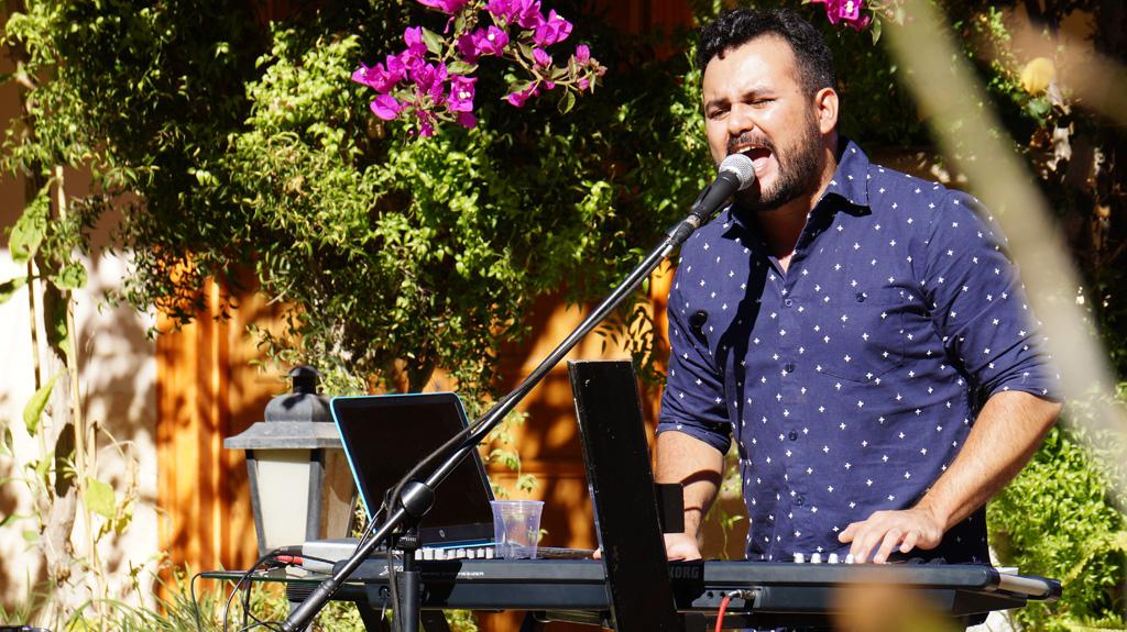 Photo of Músico electrónico avecindado en Vicuña lanza su tercer disco