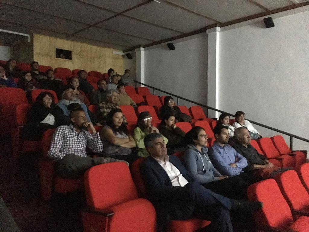 Photo of Continua ciclo de documentales en sala de Microcine de Vicuña
