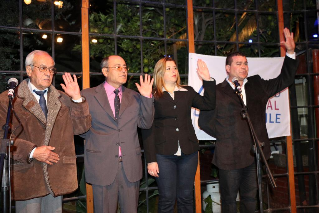 Photo of El Partido Radical de Vicuña presenta sus candidatos a concejales