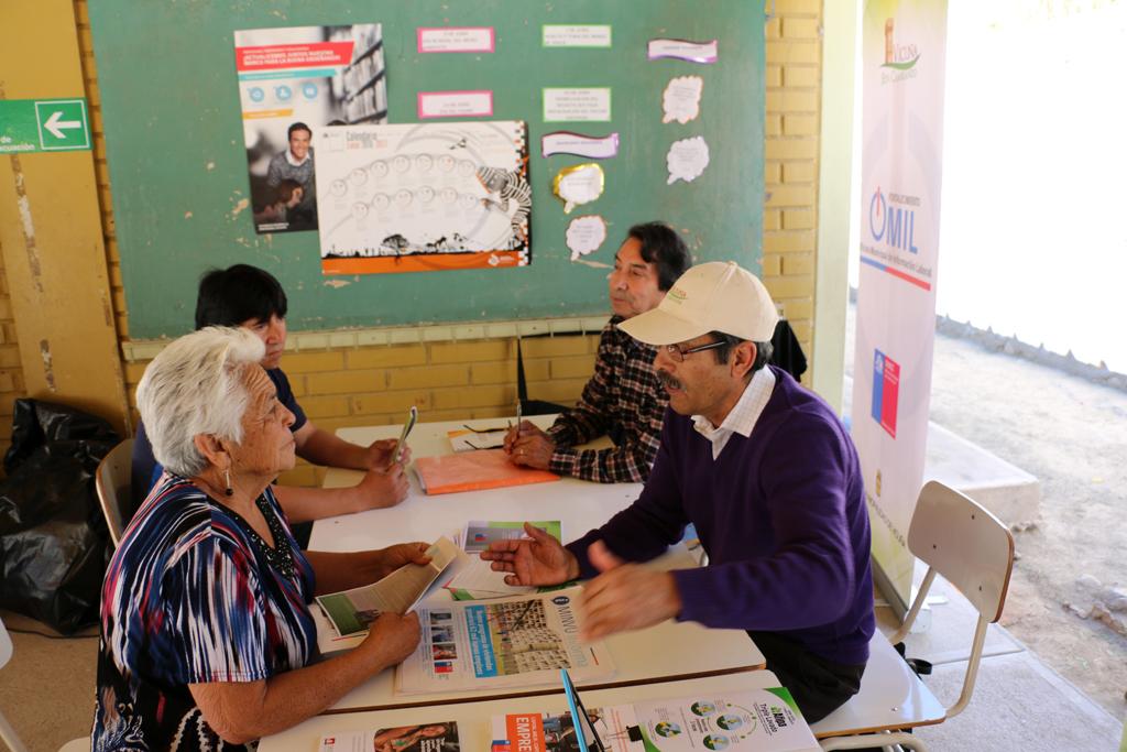 Photo of Municipio de Vicuña se traslada con todos sus servicios a la alejada localidad de Viñita Alta
