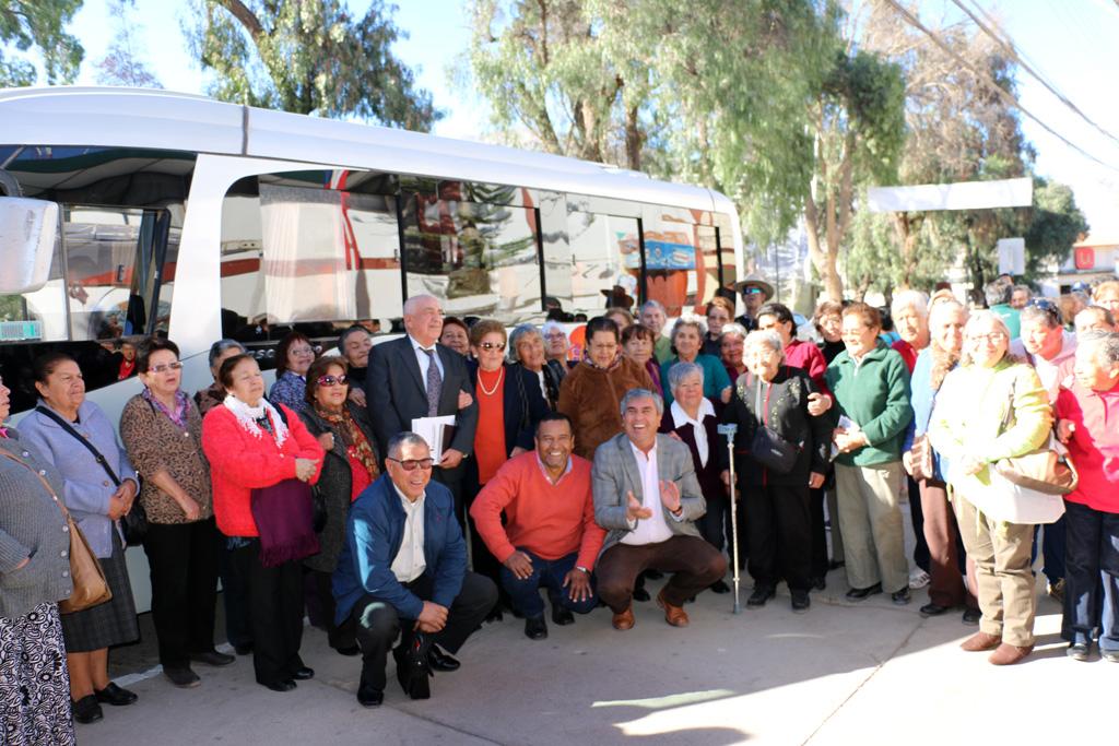 Photo of Buses Sol de Elqui mantendrá convenio de tarifa rebajada al adulto mayor de Vicuña