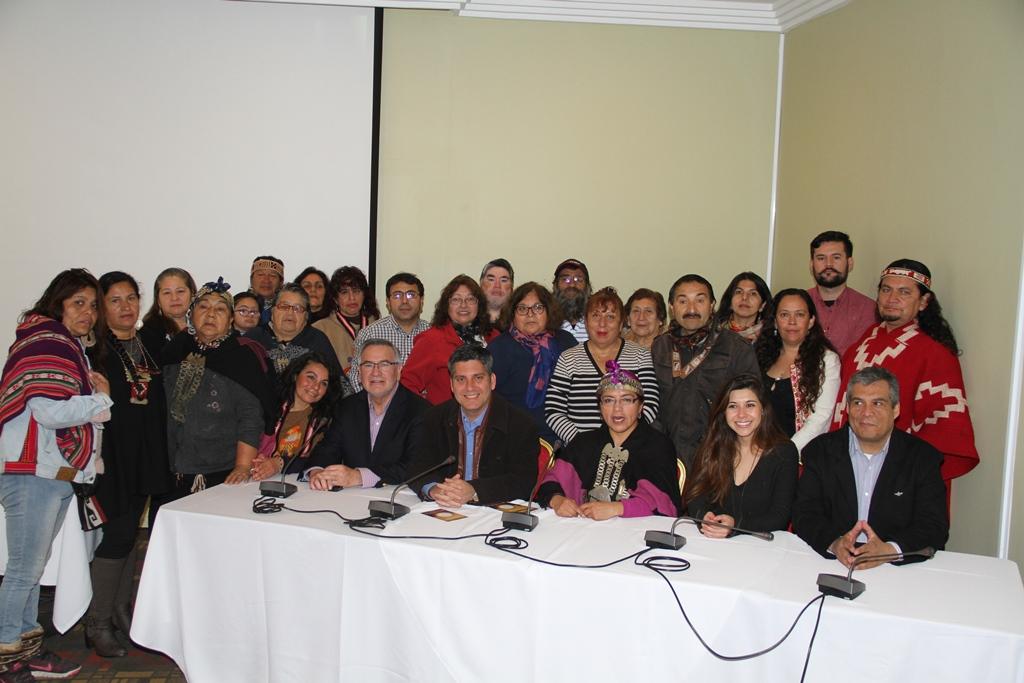 Photo of Dirigentes indígenas y autoridades llamaron a pueblos originarios a participar en Cabildo Regional