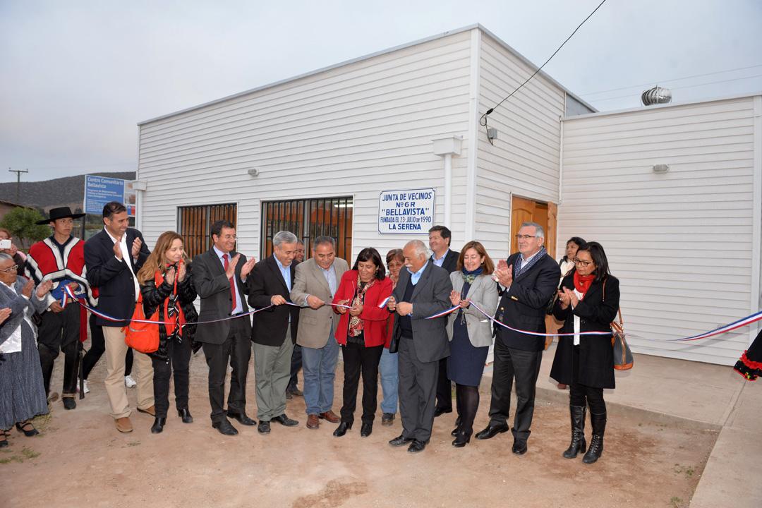 Photo of Bellavista ya cuenta con Centro Comunitario