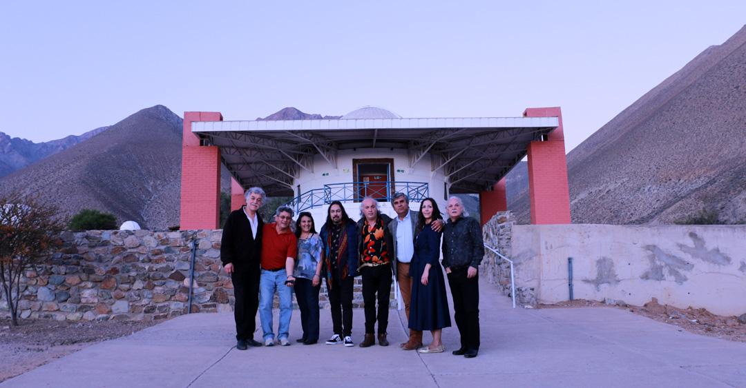 """Photo of Municipio de Vicuña homenajea a Los Jaivas por trabajo musical con el """"Mamalluca"""""""