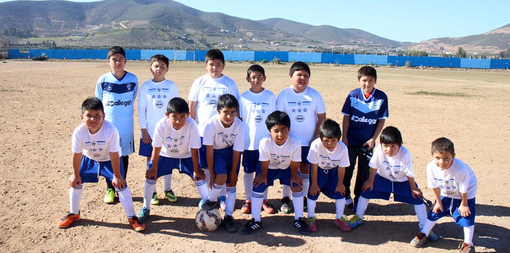 Photo of Los Huasitos del Romero entrenan cada sábado para arrasar en los campeonatos infantiles