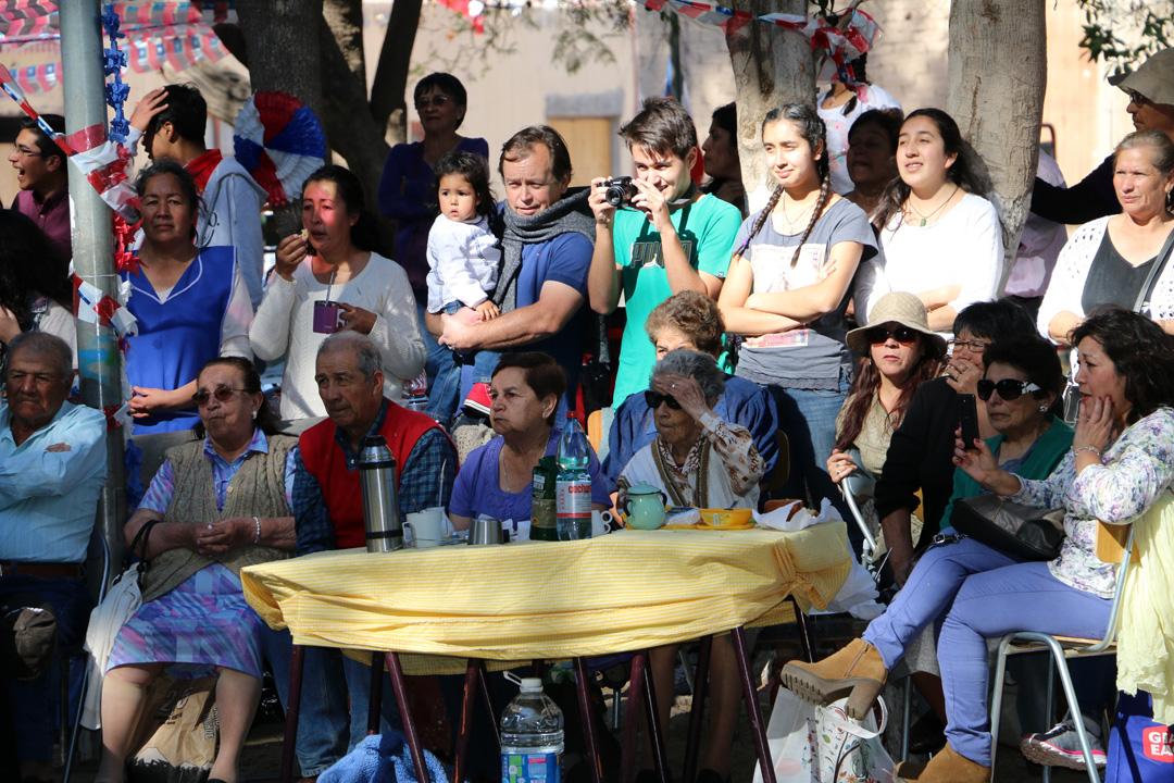 Photo of Cientos de visitantes llegaron a El Tambo a nueva versión de la Mateada Mistraliana