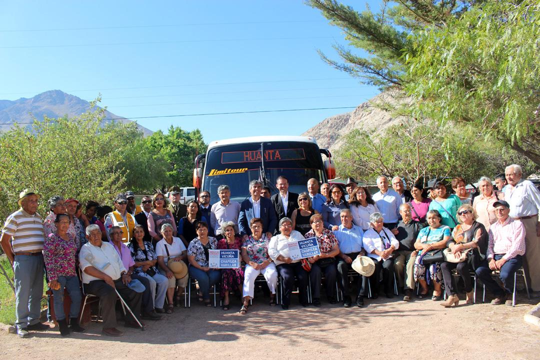 Photo of Evalúan positivamente movilización colectiva que localidades más alejadas tienen desde agosto