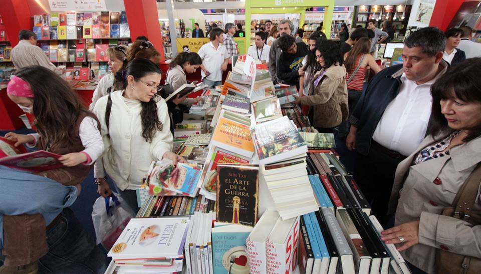 Photo of Hoy comienza una nueva versión de la Feria Internacional del Libro de Santiago con la participación de la región de Coquimbo