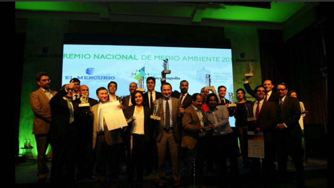 Photo of Agrupación Tierra y Valle de Pisco Elqui recibe premio nacional de medioambiente