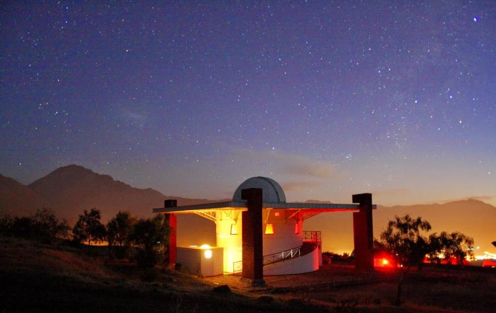 Photo of Destacan inversiones que se realizan en el observatorio Cerro Mamalluca