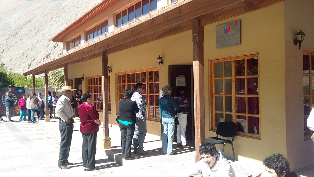 Photo of Positivo fue el desarrollo del proceso eleccionario Municipal en Paihuano