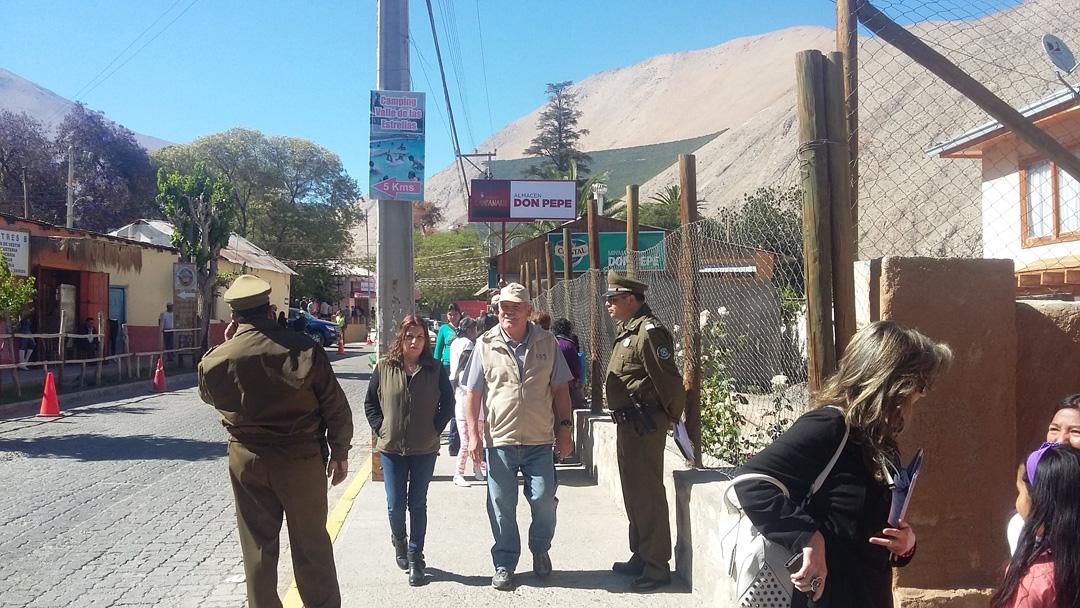 Photo of Carabineros  evaluó como positivo el proceso eleccionario en Paihuano