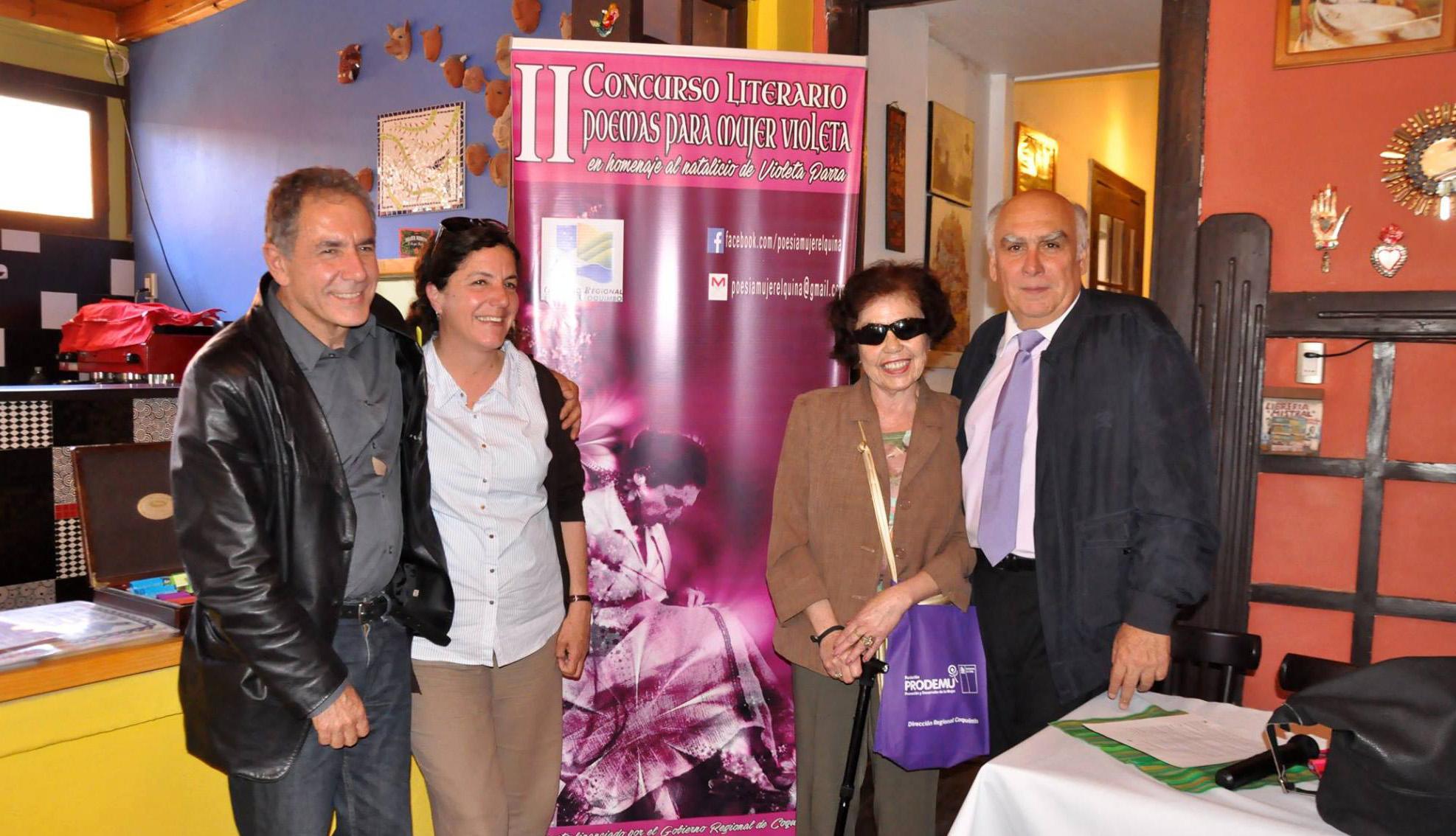"""Photo of Invitan a participar de concurso literario """"Poemas para Violeta 2016"""""""