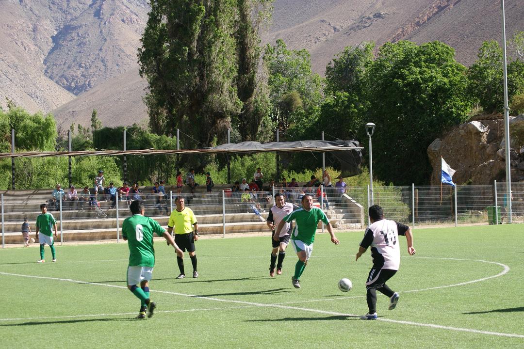 Photo of Unión Palestino y Unión Cordillera quedaron eliminados del Campeonato Regional Senior ANFUR