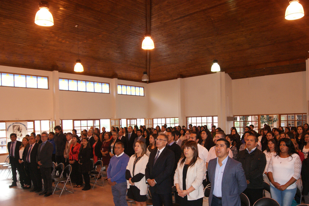 Photo of Destacan labor docente en celebración del Día del Profesor en Paihuano