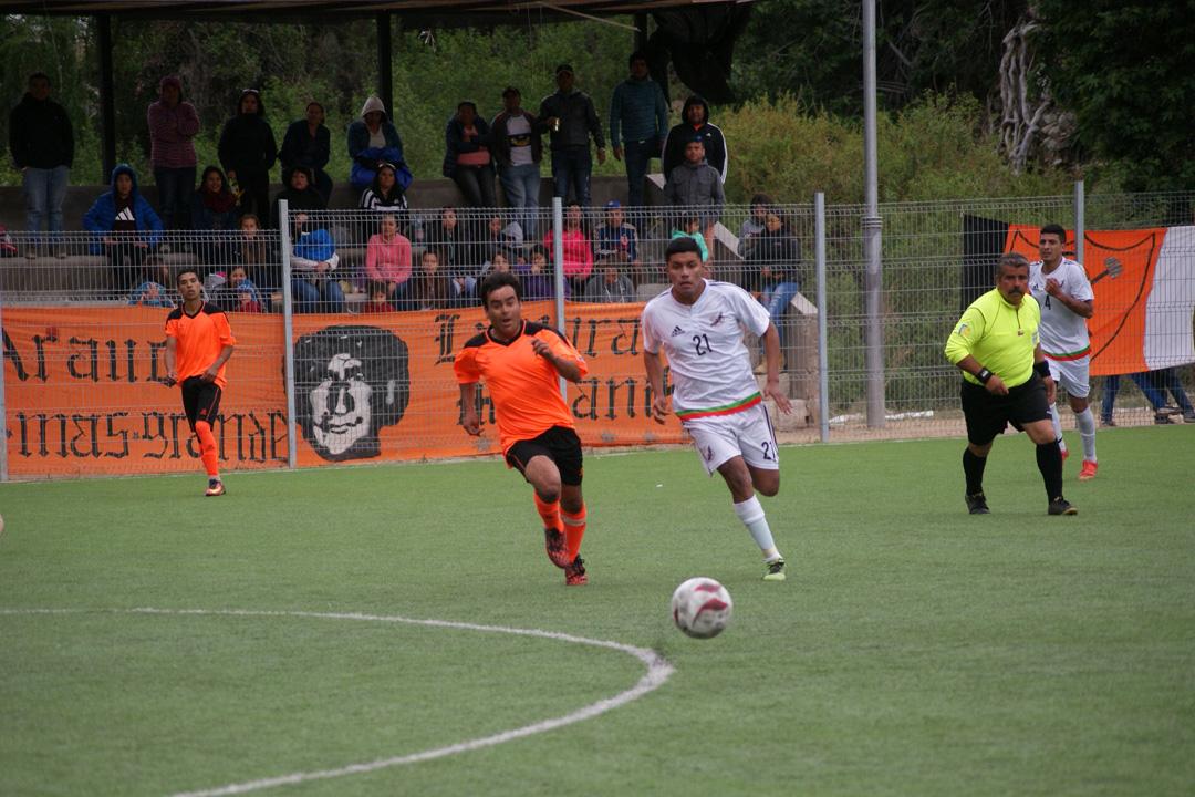 Photo of CD Arauco y CD Peñarol quedaron eliminados del torneo regional de fútbol categoría de honor